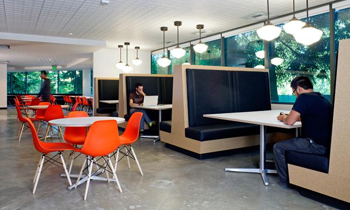 Microsoft offices by OA Redmond 13 Najkul kancelarije sveta: Microsoftova zgrada 4!