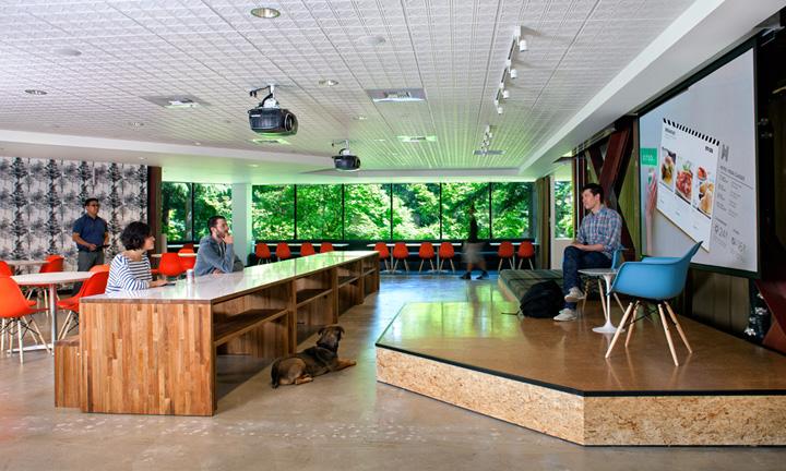 Microsoft offices by OA Redmond 14 Najkul kancelarije sveta: Microsoftova zgrada 4!