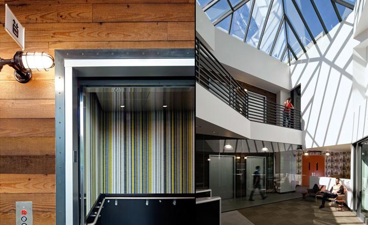 Microsoft offices by OA Redmond 17 Najkul kancelarije sveta: Microsoftova zgrada 4!