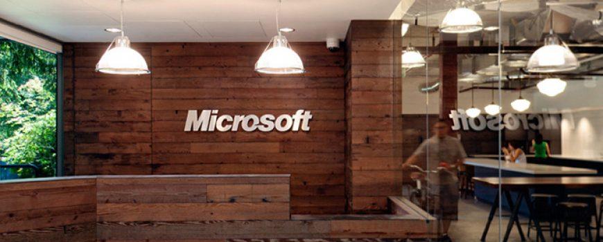 Najkul kancelarije sveta: Microsoftova zgrada 4!