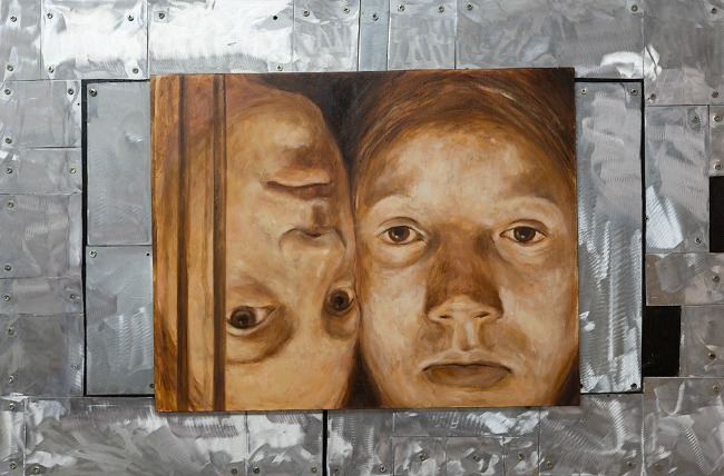 Milan Pantelic Industralizacija portreta Belgrade Open Art BOA