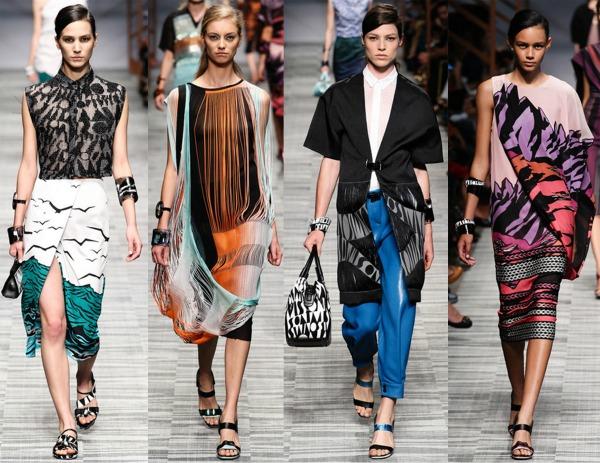 Missoni Šta kaže catwalk: Moda i geografija