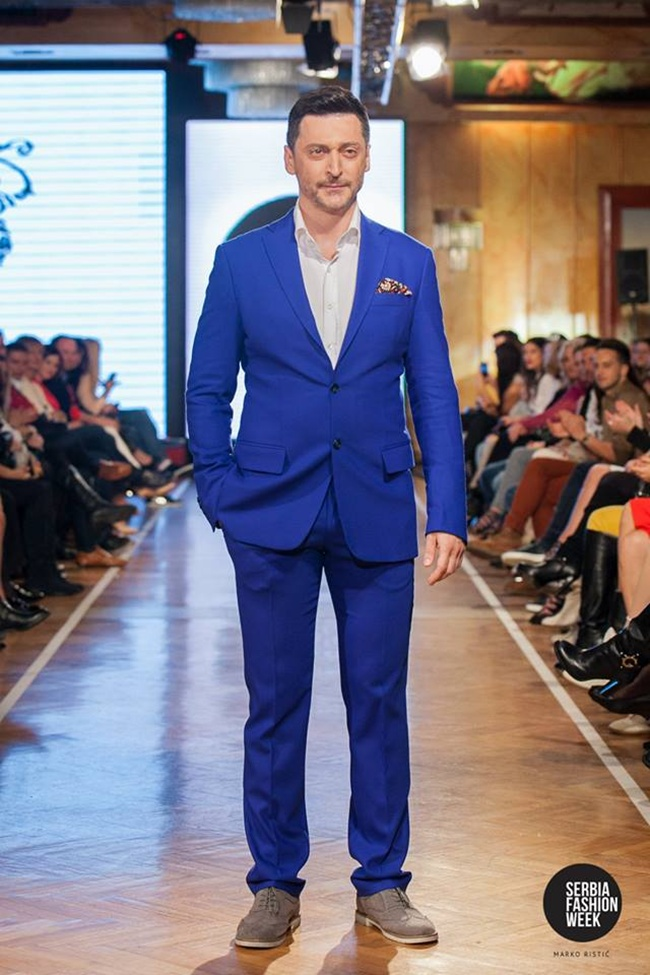Mladen Milivojevic Baron Serbia Fashion Week Serbia Fashion Week iz našeg ugla
