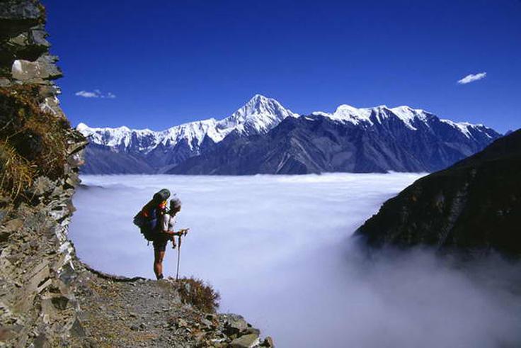 Mount Everest Nepal Avanturistički duh: Planine na koje se morate popeti