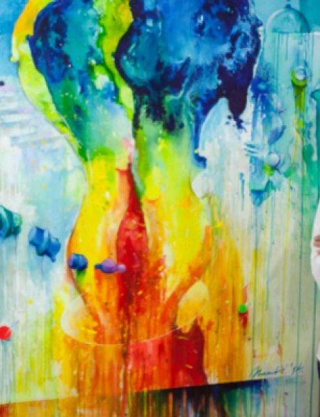 Wannabe intervju: Stevo Mandić, slikar