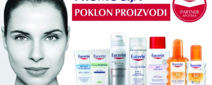 Lepa i zdrava: Negujte lice Eucerinom