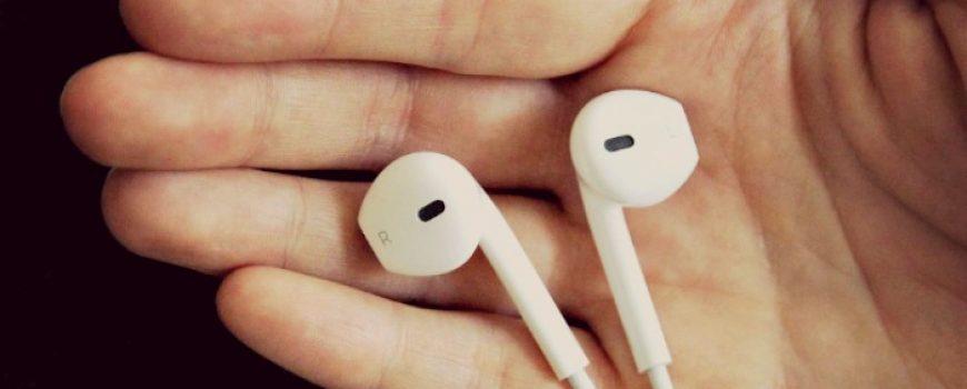 Tech Up: Nove Apple EarPods slušalice