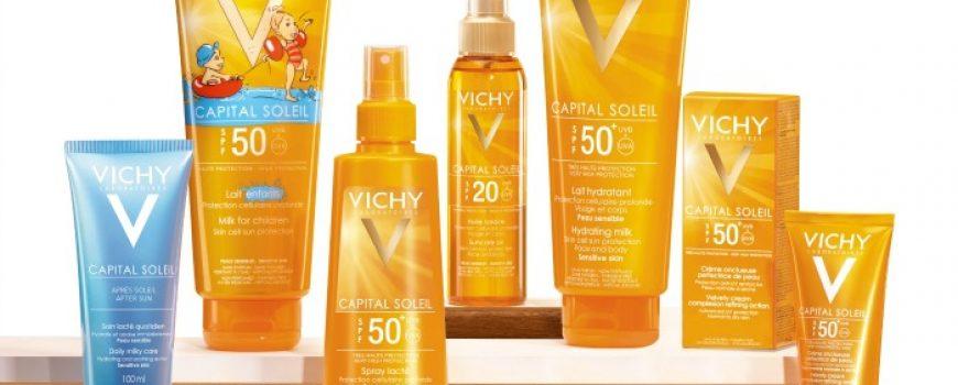 Capital Soleil: Prva Vichy BB krema za idelnu zaštitu od sunca
