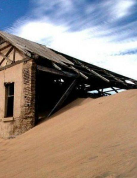 Tamo niko ne stanuje: Napuštena mesta na planeti zemlji
