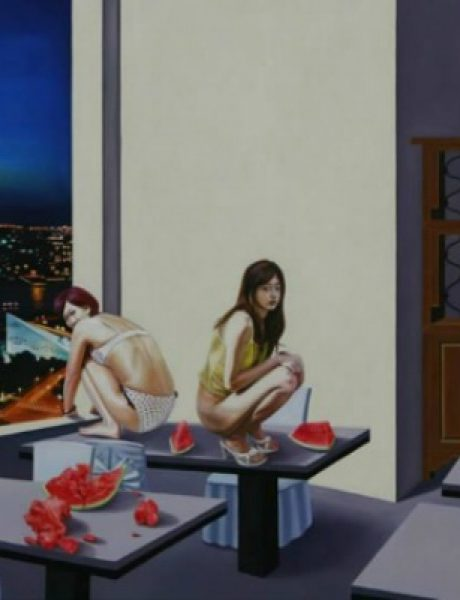 """Slike koje navode na razmišljanje: Umetnički duo """"Tamen"""""""
