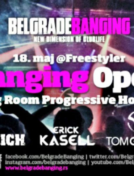 Belgrade Banging, najbolji party brend otvara letnju sezonu!