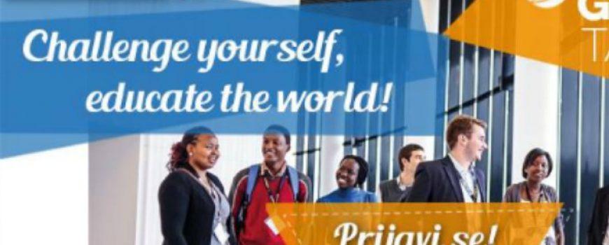 AIESEC: Prihvati izazov, edukuj svet!