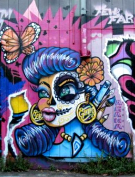 Umetnost na ulici: Murali koji su delo žena