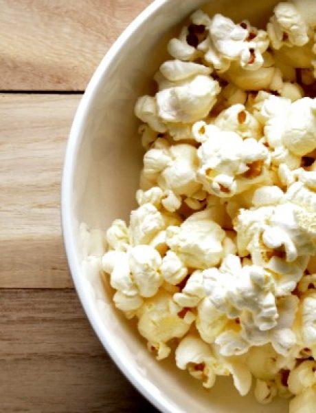 Zdrava užina: Šest načina da kokice učinite ukusnijim