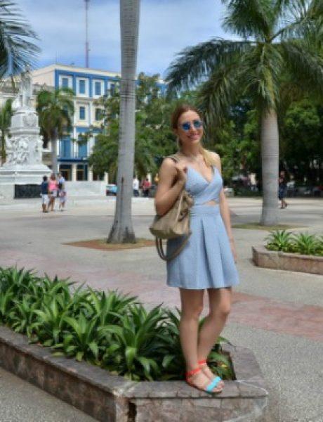 Moda sa bloga: Leto u interpretaciji Anastasije Milojević