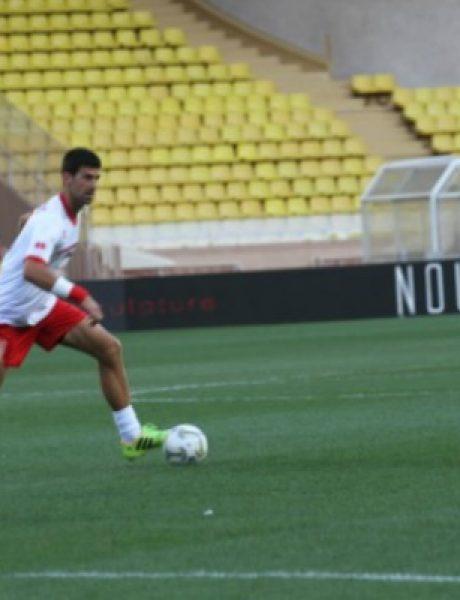 Kad Nole igra fudbal: Humanitarne utakmice u Monaku