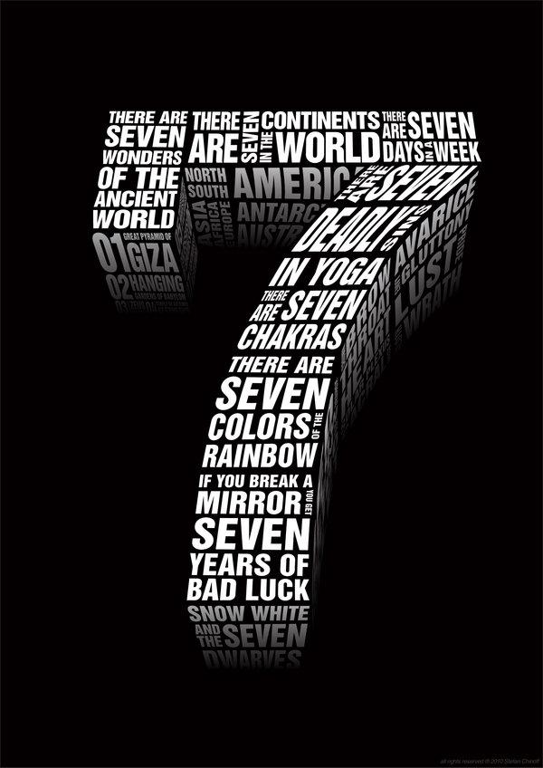 Numerology 7 Numerologija: Ova godina je u broju 7. Šta to znači za vas?