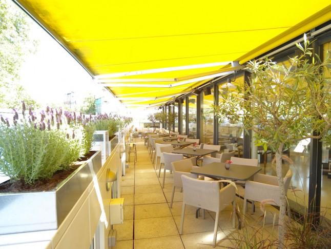 Orrery summer terrace Vreme za predah: Barovi na krovu