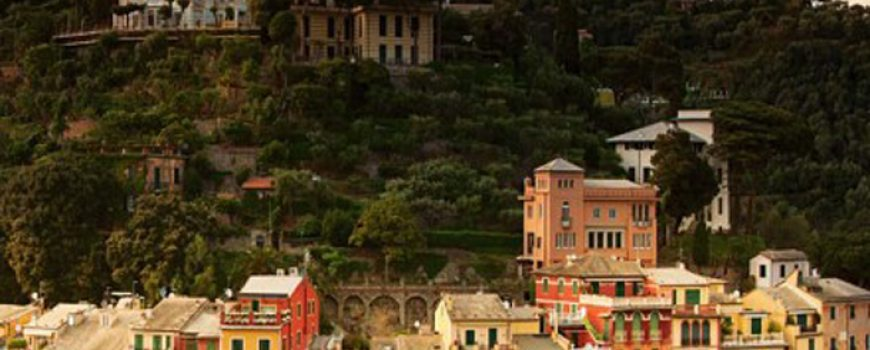 Moja sledeća destinacija: Portofino, Italija