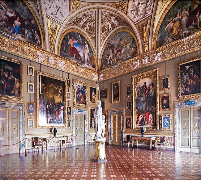 Palazo Pitti i njegove divne relikvije umetnosti Moja sledeća destinacija: Zakoračite uz duhove Firence (2. deo)