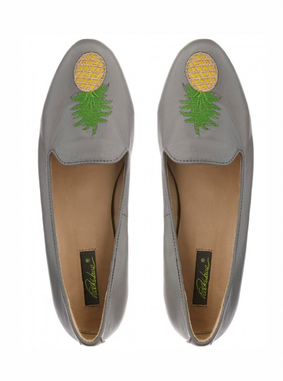 Park Lane Pineapple Slipper shoes Modni trend: Mokasine