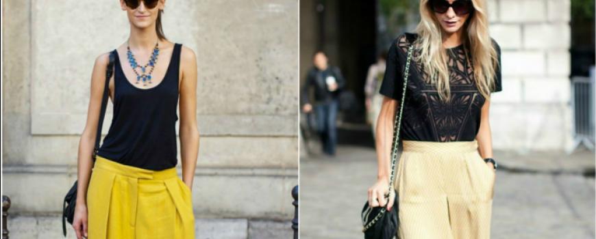 Wannabe zumira trend: Nosite široke pantalone
