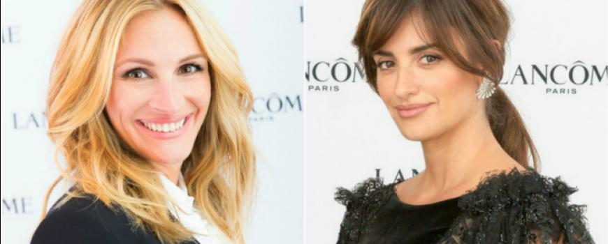 Slavimo lepotu: Lancôme gala večere u čast Džulije Roberts i Penelope Kruz