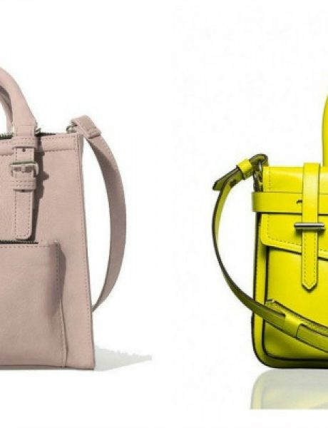 Trend alarm: Mini torba za maksi efekat