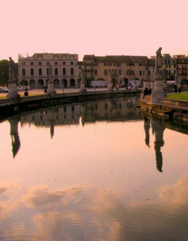 Prato iz ugla refleksije Moja sledeća destinacija: Padova