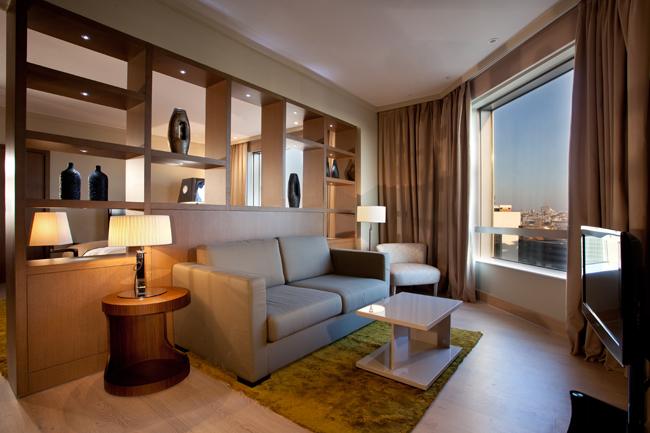 """Presidential suite back room Hyatt Regency Beograd i Wannabe Magazine nagrađuju: """"Najlepši pogled iz sobe"""""""