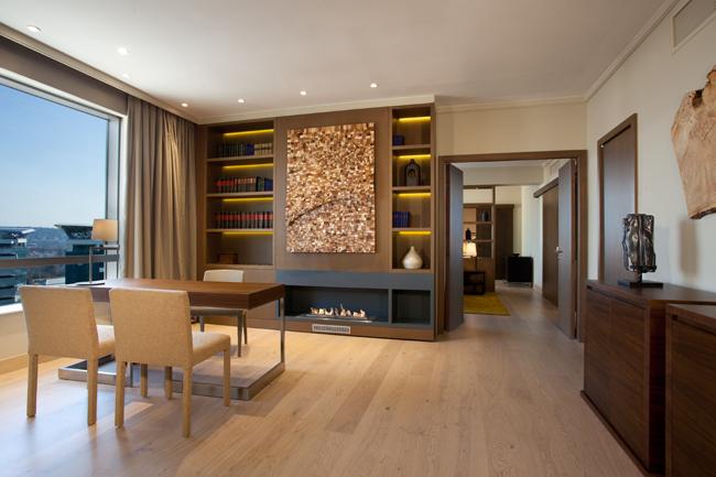 "Presidential suite study Hyatt Regency Beograd i Wannabe Magazine nagrađuju: ""Najlepši pogled iz sobe"""