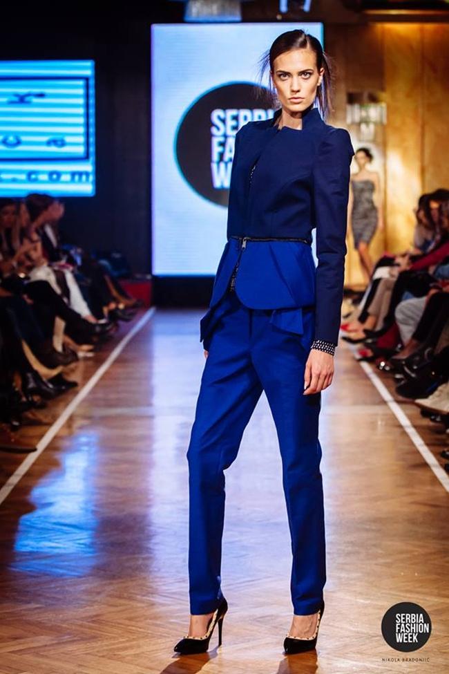 Rosica Mrsik Serbia Fashion Week Serbia Fashion Week iz našeg ugla