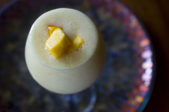 SPP BB 1225 mango smoothie with chunks top Lepa i zdrava: Tri smoothija da zablistaš