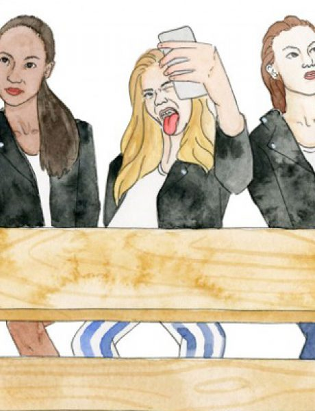 Zle devojke mode: Za njihovim stolom ne možete sedeti