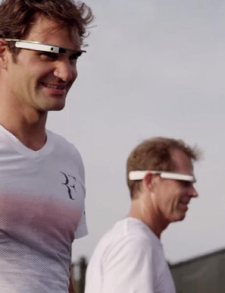Tech Up: Naočare sa kojima vidite Federerovu perspektivu