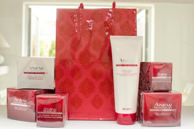 Slika 2 Anew proizvodi Beauty trendovi: Avon Anew Reversalist prkosi vremenu