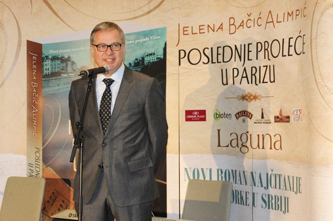 TOP7655 Održana spektakularna promocija knjige Poslednje proleće u Parizu Jelene Bačić Alimpić