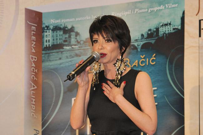 TOP7712 Održana spektakularna promocija knjige Poslednje proleće u Parizu Jelene Bačić Alimpić