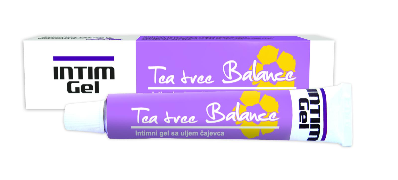 TeaTreeBalance Intimno zdravlje: Nega pre svega