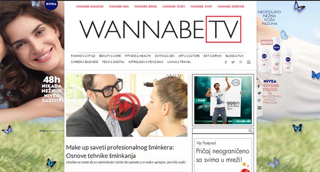 Untitled 2 Novi Wannabe Magazine!