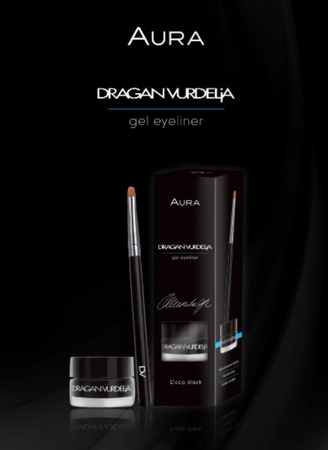 Untitled3 Dragan Vurdelja kreira za Auru: Gel eyeliner
