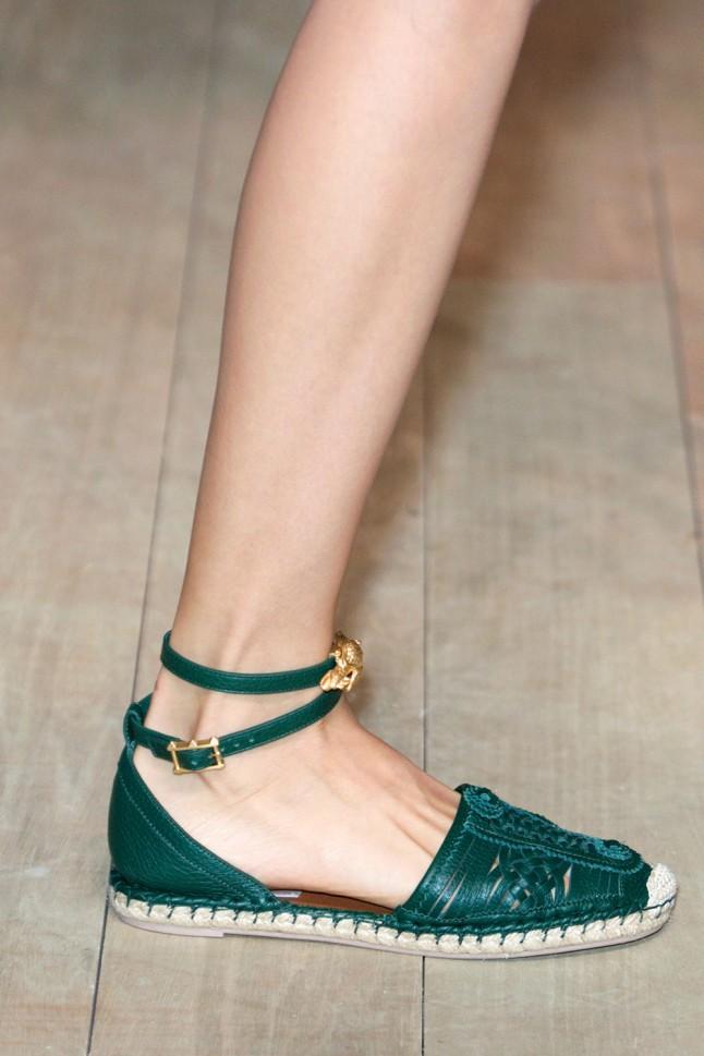 Valentino shs S14 003 Trend alarm: Letnja obuća