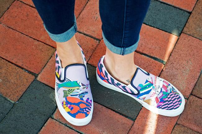 beatles Office Shoes predlaže: Nove Vansice ispirisane Bitlsima