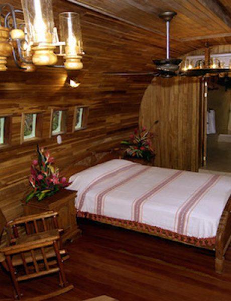 Put oko sveta: Luksuzni apartman avion usred džungle