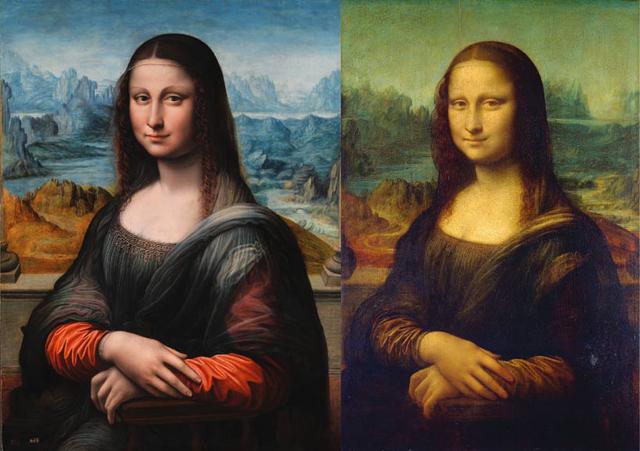 davincis mona lisa may be the first 3 D image in history designboom 01 Umetnost je kul: Mona Liza je prva 3D slika u istoriji