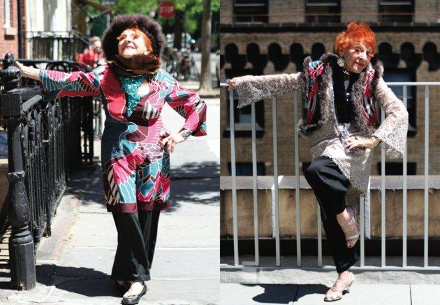 embedded Ilona Royce Smithkin style icon Ljudi od stila: Moderne bake
