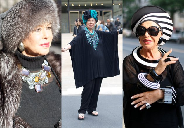 embedded Lynn Dell Cohen style Ljudi od stila: Moderne bake