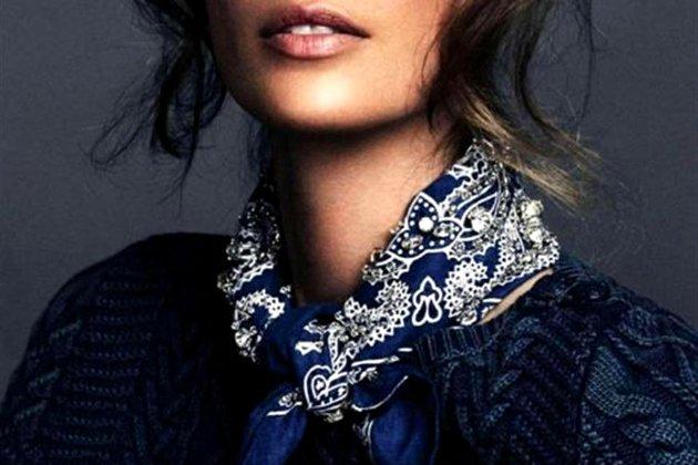 embedded neckerchief bandana Trend alarm: Bandana na sedam načina