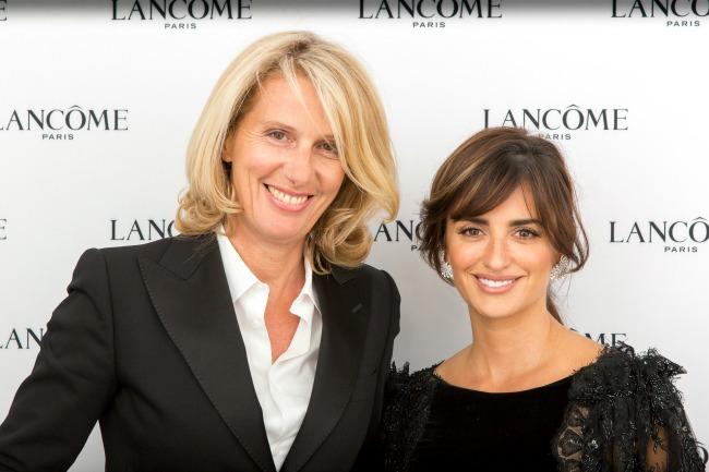 franc¦ºoise et p 2 Slavimo lepotu: Lancôme gala večere u čast Džulije Roberts i Penelope Kruz