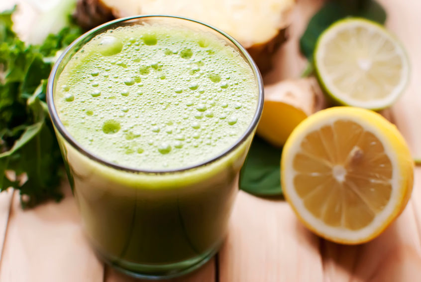 green detox Wannabe Fit: Pića koja će vam pomoći da smršate